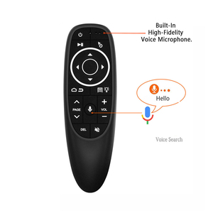 Image 5 - kebidu Mini Fly G10 Gyro Voice Air Mouse G20S 2.4GHz Wireless Microphone Remote Control IR Learning for Android TV Box PC