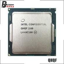 Intel core i7 6700K es QHQF 2,6 GHz Quad-Core ocho-Hilo de procesador de CPU L2 = 1M L3 = 8M 6700K LGA 1151