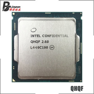 Intel core i7 6700K es QHQF 2.6 GHz Quad-Core Eight-Thread CPU Processor L2=1M L3=8M 6700K LGA 1151