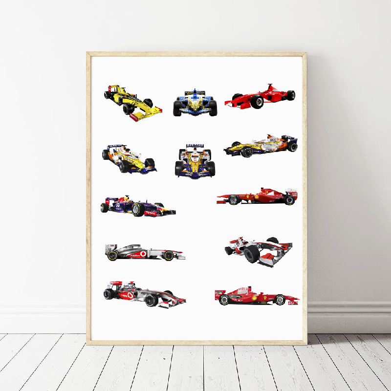 >Racing Cars <font><b>World</b></font> <font><b>Champion</b></font> Drivers Ayrton Senna Posters and Prints Man Cave Wall Art Canvas Painting Boys <font><b>Gift</b></font> Home Decor