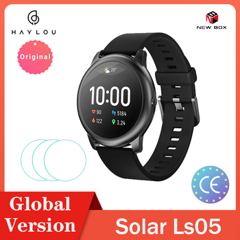Haylou Solar Smart Watch IP68 Waterproof Smartwatch Women Men Watches For Android iOS Fitness Tracker Haylou LS05 From Xiaomi