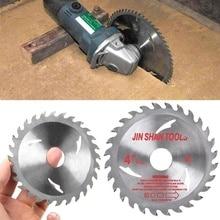 Blade Disc Wood-Cutting-Tool Circular-Saw Diameter-20mm 105mm Bore