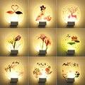 Настенный светильник для спальни  прикроватный зеркальный светильник  современный  простой  креативный  для гостиной  светодиодный настенн...