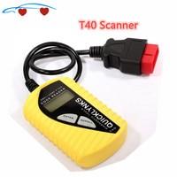 Nieuwe Collectie T40 Scanner Quicklynks Multi-Taal Kan Obdii Scanner T40 Code Reader Auto Diagnose Tool OBD2 Eobd Jobd