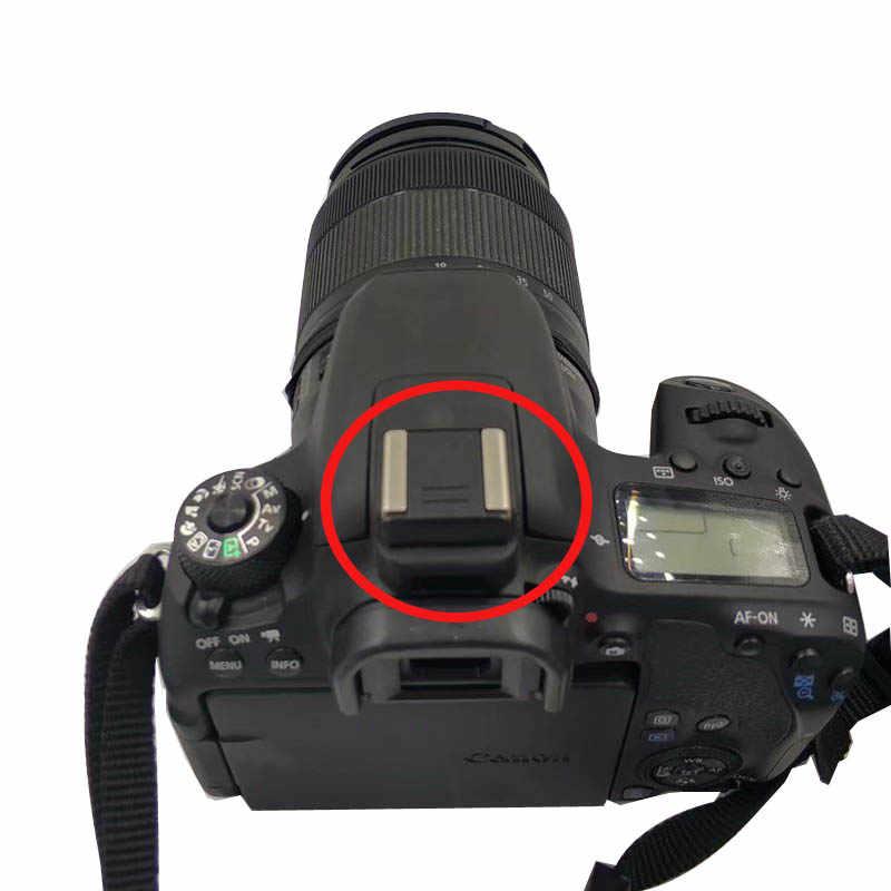 5/10/20pcs BS-1 פלסטיק חם נעל Hotshoe מגן כיסוי כובע עבור ניקון/קנון/Pentax מגן כיסוי מצלמה אבזרים