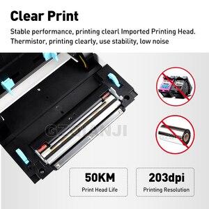 Image 2 - 4 인치 열 바코드 프린터 라벨 프린터 배송 Lable 프린터 100*100 / 100*150 UPS DHL 페덱스 배송 익스프레스 Lable 인쇄