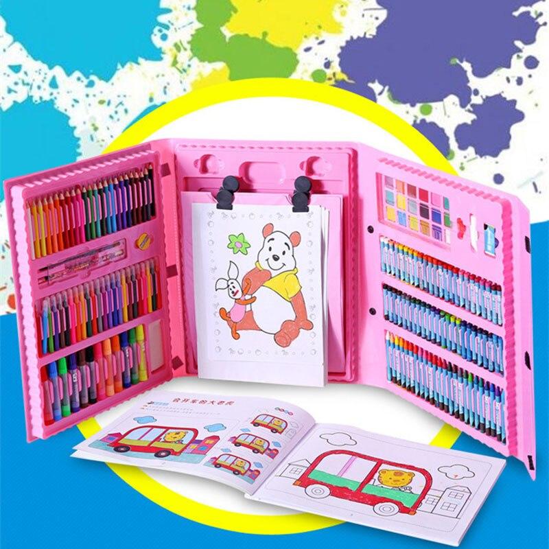 de arte com cavalete presente para criancas 03