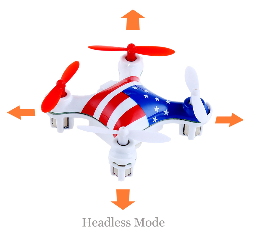 RC Spielzeug Quadcopter 2,4G 4