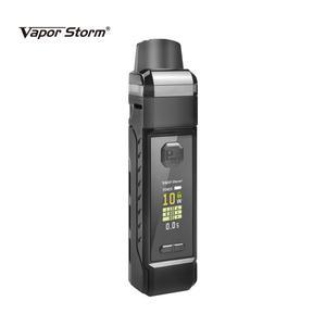 Image 1 - Vapor Storm PM Pod Mod batteria esterna 18650 0.3 0.6ohm 2 bobine 4.8ml Pod System Vape vaporizzatore sigaretta elettronica VS VINCI X