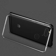 Clear Case Soft Clear Back Cover For Huawei P 30 P 20 P30 P20 P30Lite P30Pro P10 P9 P8 Lite 2017 Pro Y5II P Smart 2019 Case(China)