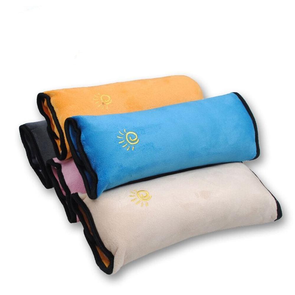 Pad Pillow Auto Car Seat Belt Pillow Protect Shoulder Pillow Seat Belt Cushion Adjustment Pillow For Children