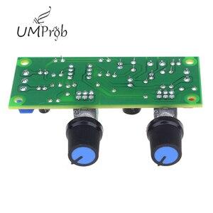 Image 2 - Placa amplificadora de frequência subwoofer, subwoofer 22hz 300hz placa de filtro de frequência para diy kit de