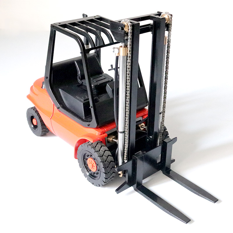 1/14 RC Hydraulic Forklift Set With Remote 14