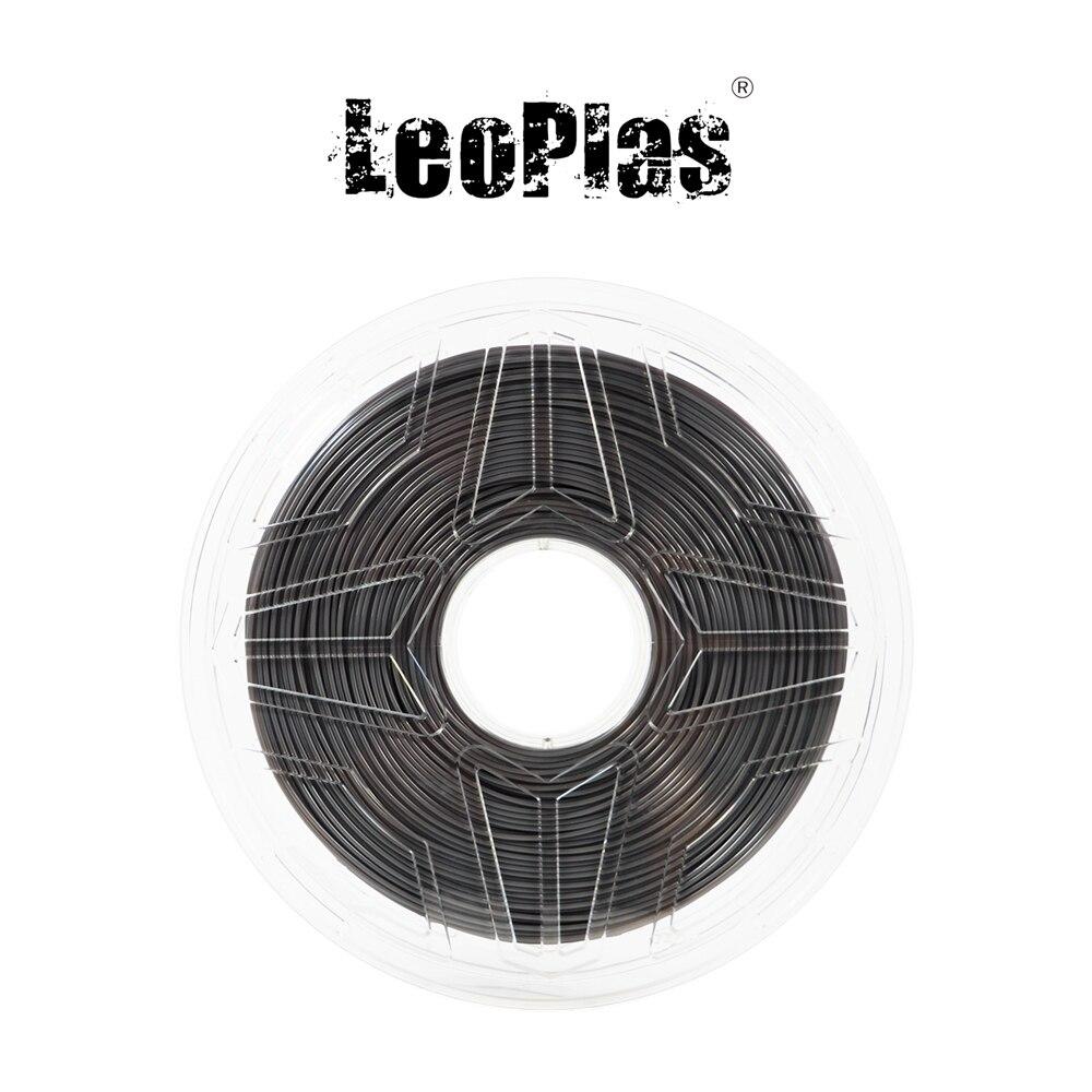 Dédouanement aux états-unis espagne entrepôt 1.75mm 1kg gris PETG Filament 3D imprimante consommables fournitures en plastique matériel d'impression