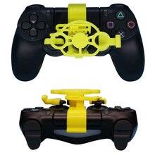 PS4 تعزيز الألعاب سباق عجلة ، ثلاثية الأبعاد مطبوعة عجلة القيادة الصغيرة إضافة على ل بلاي ستيشن 4 PS4 Dualshock 4 المراقب المالي