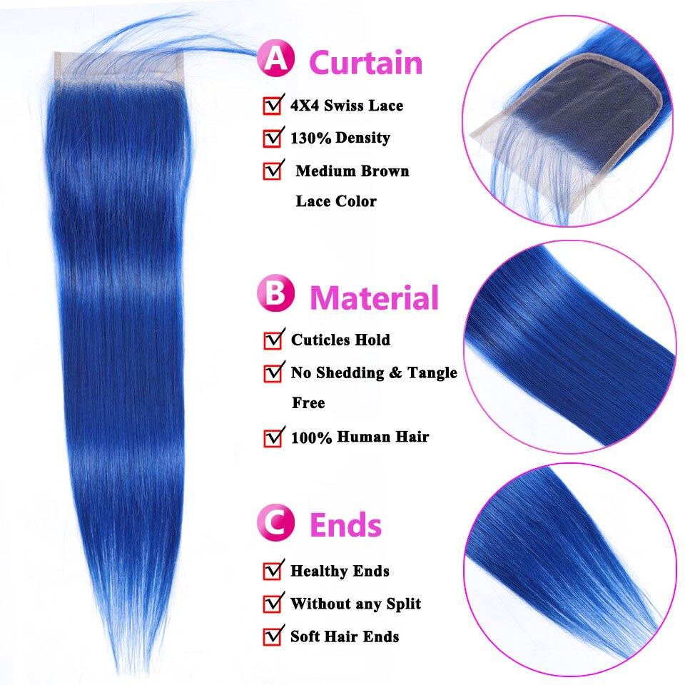 Blue 3 bundles with 4x4 lace closure_06