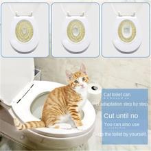 Litter-Box Bedpan Toilet-Supplies Pet-Toilet Anti-Splash Cats Ceaning Puppy