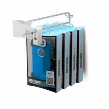 500 шт/лот белый цвет abs розничный магазин безопасный дисплей