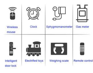 Image 5 - 24 pcs/כרטיס PKCELL LR03 AAA 1.5V אלקליין סוללות אחת באמצעות אלקטרוני thermogun, פנסים, שעונים, בקרת שלט