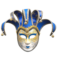 Woman Girl Painted Venetian Mask Party Supplies Masquerade Mask Christmas Halloween Venetian Costume Carnival Anonymous Mask