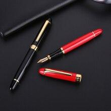 Guoyi G201 Luxury Ink Fountain Pen 0.5mm Metal High-End Business Office Gifts Mass Customization Logo Signature Pen