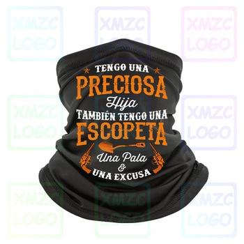 Tengo-Camiseta de Una Pala Una excisa para hombre y mujer, pañuelo, bufanda,...