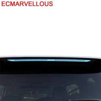 Auto Window Body Trunk Rear Panels Automobile Modified Decorative Car Styling Covers Sticker Strip Decoration 17 FOR Buick GL8