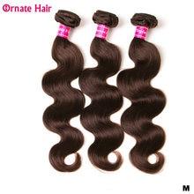 3 пряди малазийских пупряди волнистых волос предварительно окрашенные