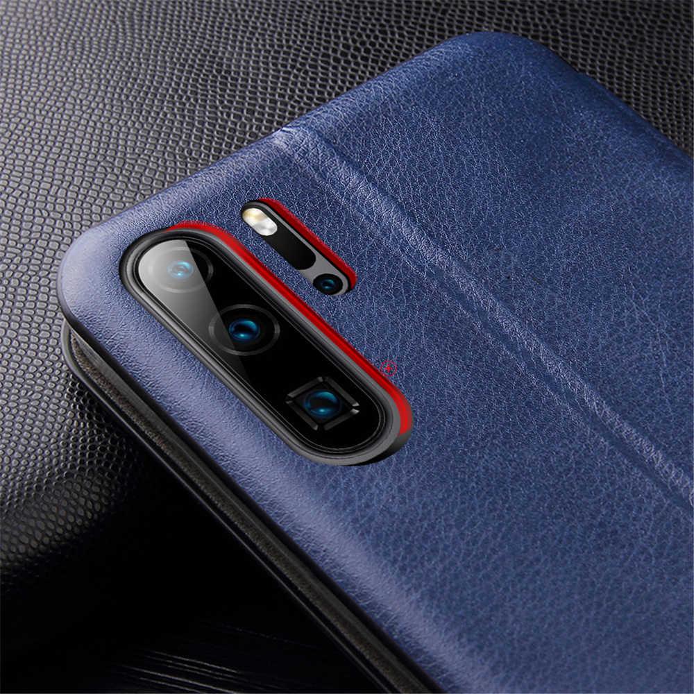 Redmi Note 9 S Leather Book Case Redmi Note 9 S 9 Pro Max Case Penutup Dudukan Flip Coque untuk Xiaomi Redmi Note 6 7 8 PRO 8 T