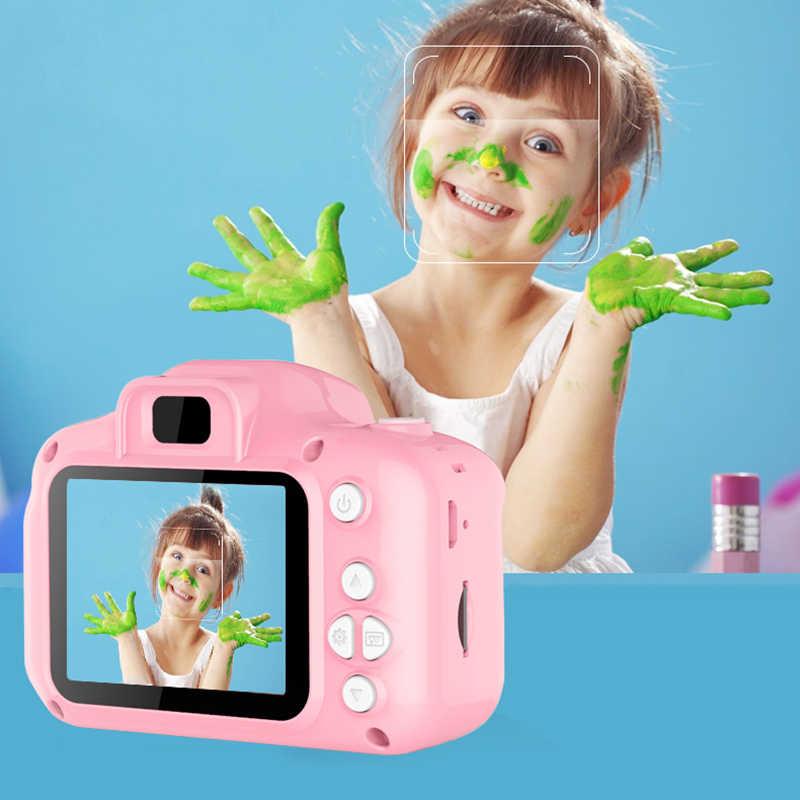 1080P HD экран, Водонепроницаемая мини-камера для детей, 2,0-дюймовый уличный рекордер для фотографии, подарок для малышей, развивающие игрушки