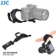 JJC – dragonne réglable DSLR pour appareil photo Nikon D850 D810 D750 D610 D7500 D7200 D7100 D5600 D5500 D3500