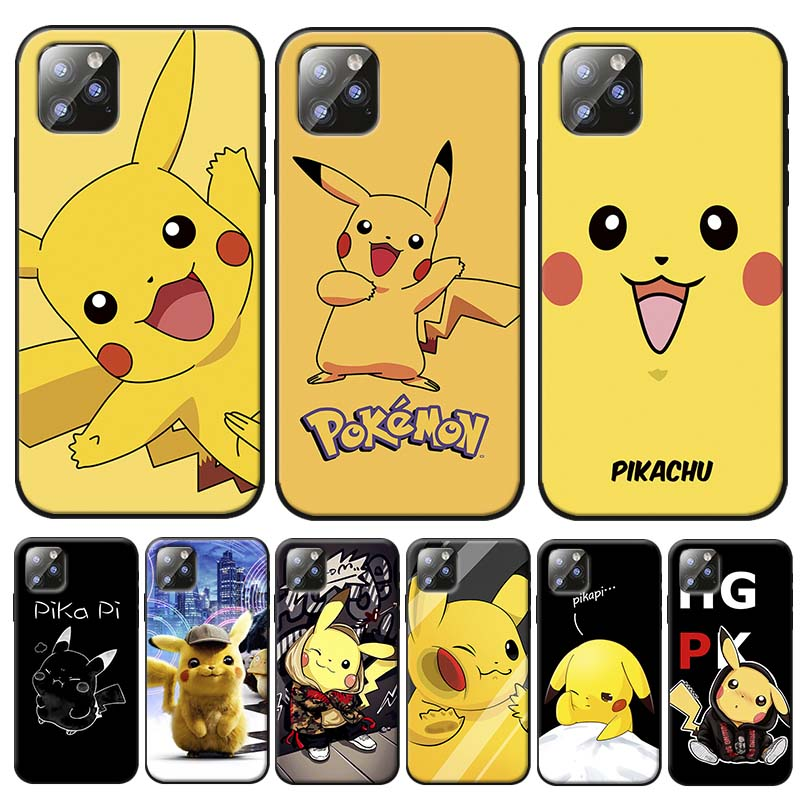 cover pikachu iphone