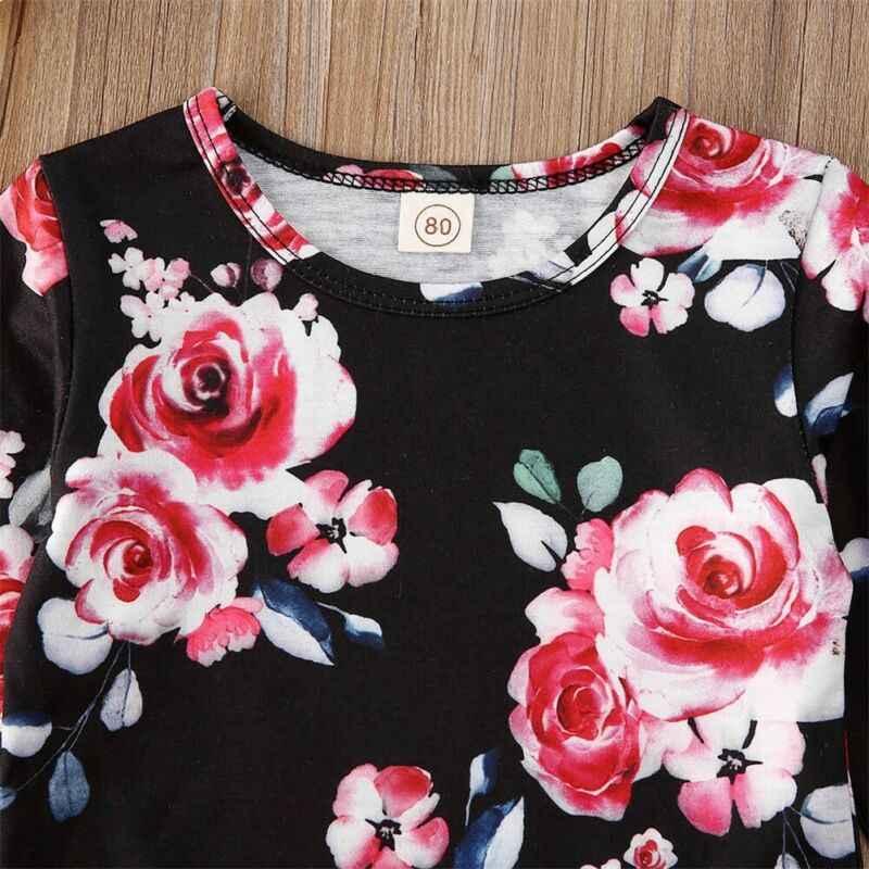 Eleghant Kids Baby Meisje Herfst Outfits Lange Mouwen Leopard Sweatshirts + Fluwelen Geplooide Rokken 2 Stuks Mode Meisje Sets Kleren 1-5Y