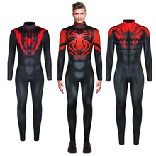 Superior Spider Man Spiderman Jumpsuit Cosplay Spider-Man Costume Bodysuit Zentai Suit Halloween