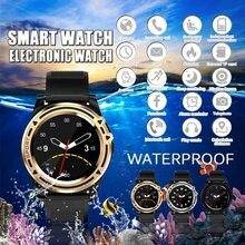 SW18 Smartwatch bluetooth Pedometer SIM Card Watch Camera Display Wrist