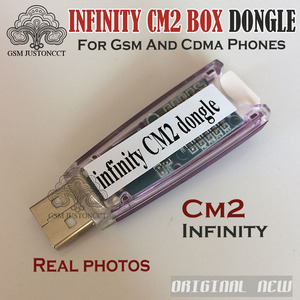 Image 3 - الأصلي الجديد إنفينيتي صندوق دونغل إنفينيتي CM2 دونغل + umf الكل في 1 التمهيد كابل ل GSM و CDMA الهواتف