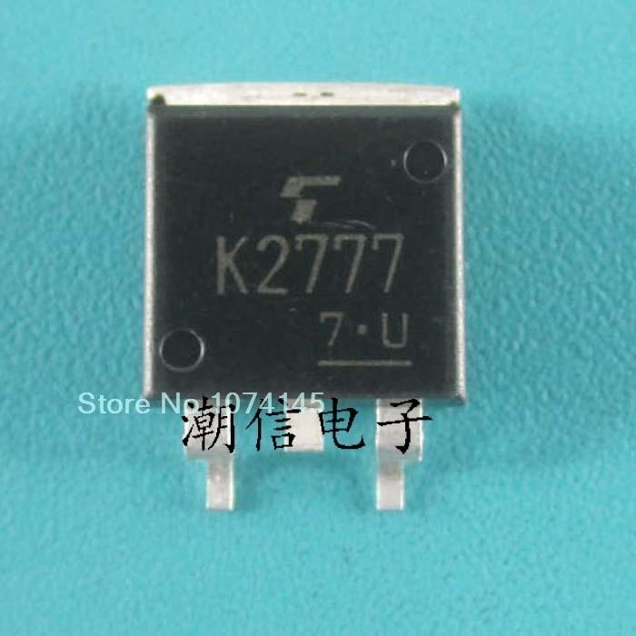 10pcs/lot K2777 2SK2777  6A 600V