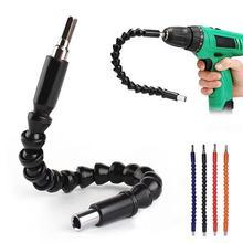 295 мм гибкий вал удлинитель отвертка электроника дрель бит держатель звено стержень