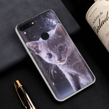 Soft Case For Philips S561 Cover TPU Silicone Back Cover For Philips S561 Phone Protective Case Fundas Capa case for bq 6035l cover soft tpu silicone back cover for bq 6035l strike power max case capa phone protective case