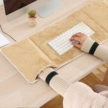 Прочный мягкий коврик для мыши Офисный Компьютерный Настольный