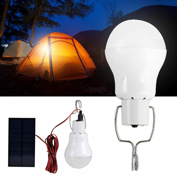 Solar Powered Panel LED Lighting System Lights 15W Portable Bulb For Garden Camping In/Outdoor Event 2835 LED Portable Lamp new portable solar panels charging generator power system home outdoor lighting for led bulb