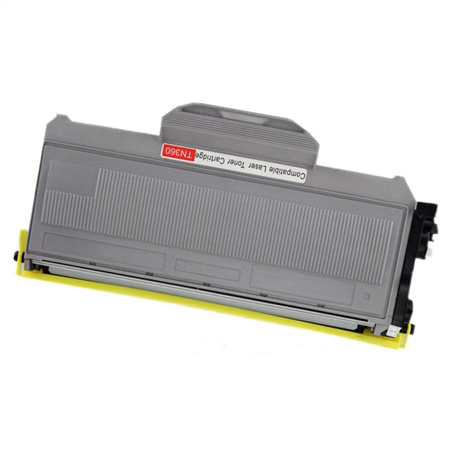 Black Toner Cartridge Replacement TN660 TN2320 TN2325 TN 660 2320 2325 2345 2350 2375 2380 MFC L2700 L2720 Laser Printer|Toner Cartridges| |  - title=