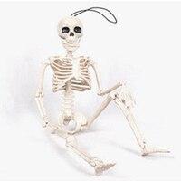 40 см Гибкая анатомическая кость человека медицинская модель скелета оптовая продажа медицинская помощь для обучения изображение Анатомия ...