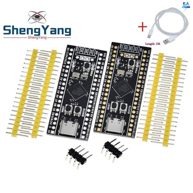 STM32F401開発ボードSTM32F401CCU6 STM32F411CEU6 STM32F4学習ボードarduinoのための