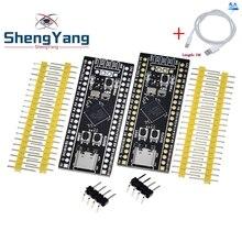 STM32F401 Scheda di Sviluppo STM32F401CCU6 STM32F411CEU6 STM32F4 Bordo di Apprendimento per Arduino