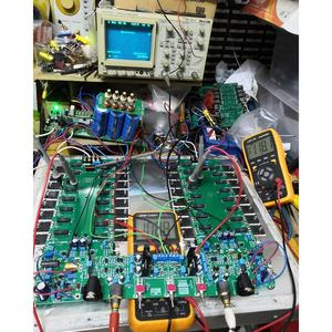 Image 5 - Lusya 2pcs Bystone 28B SST2 BRYSTON amplifier circuit PCB board with 1pcs Preamplifier input PCB board T1138