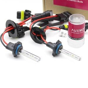 Image 3 - Żarówki reflektorów samochodowych H1 H7 H11 9005 HB3 9006 HB4 lampa ksenonowa HID światła 4300K 6000K 8000K dla Auto soczewki projektora H3 D2H 9012