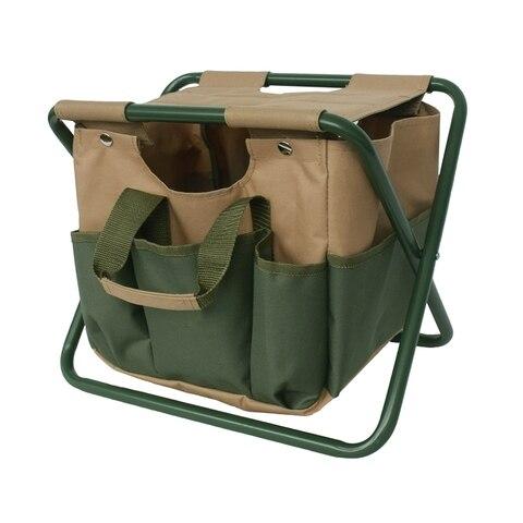 sews ao ar livre dobravel pesca banquinho de dupla utilizacao saco de armazenamento cadeira dobravel