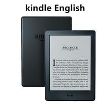 Kindle 8 gumi geração ebook e livro eink e-ink leitor 6 polegada tela de toque wifi ereader melhor do que kobo