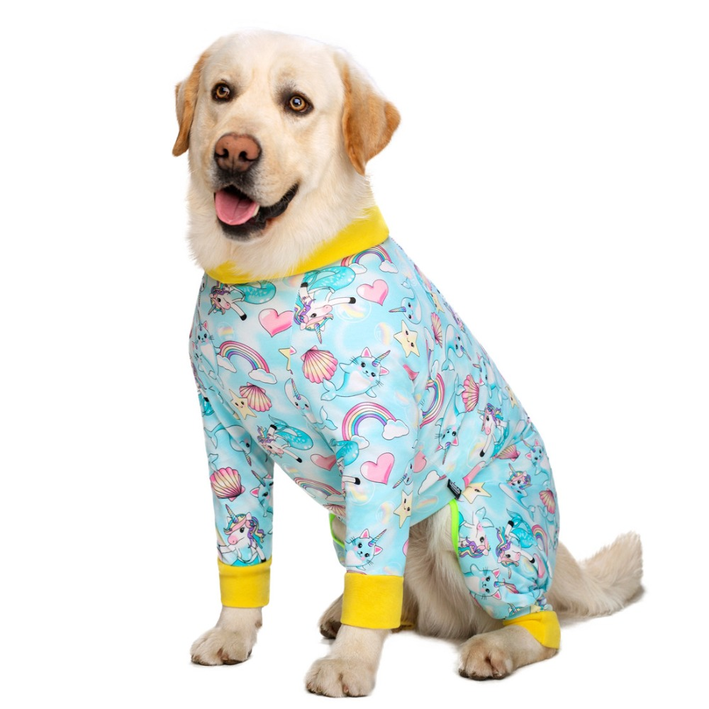 Dogs Pajamas For Pet Dogs Clothes  (6)